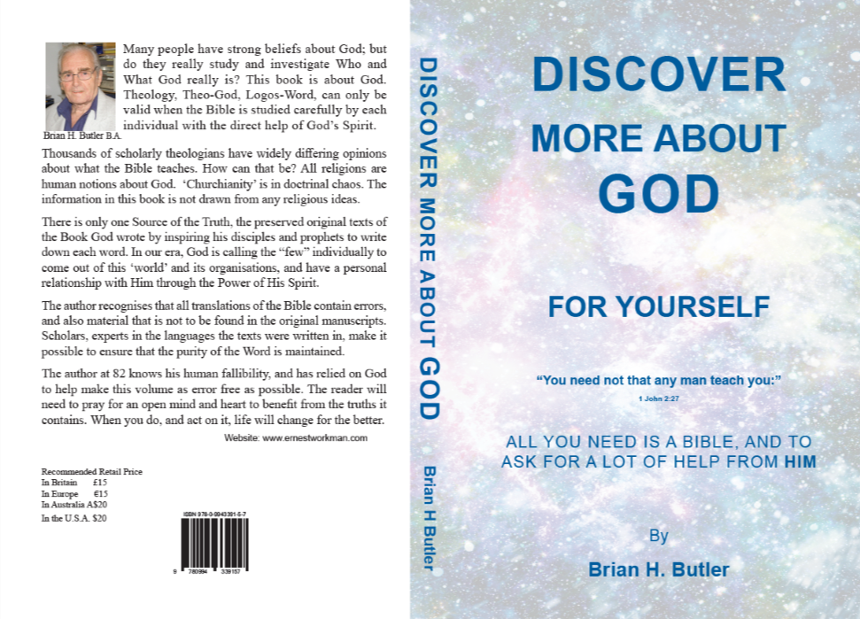 Discover More About God