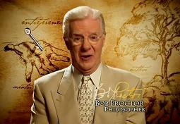 Bob Proctor, in The Secret
