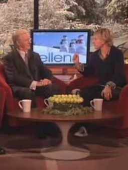 Bob Proctor, on The Ellen DeGeneres Show